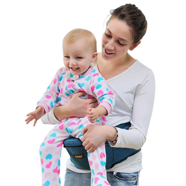Sunveno nuevo diseño porta bebé recién nacido infantil del bebé hip asiento hipseat portador de bebé cómodo