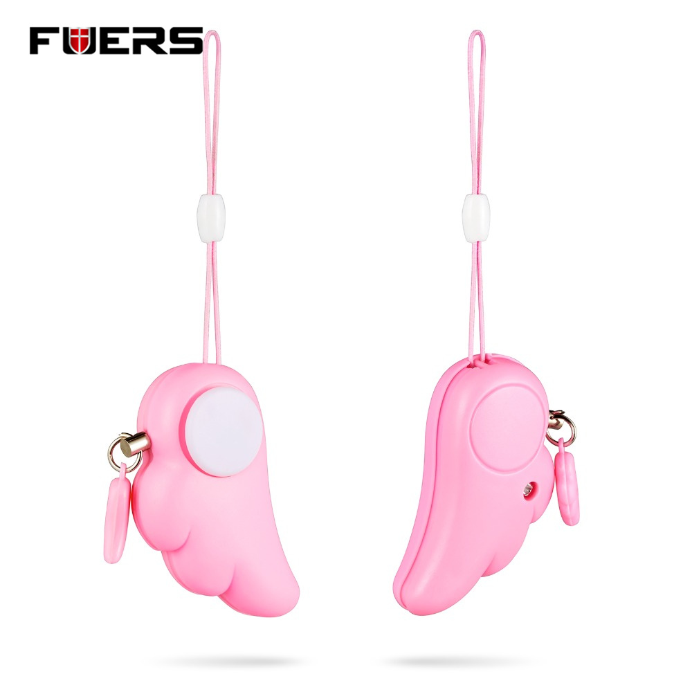 Fuers  Personal Attack/Anti Rape  Anti-Attack Safety- Personal Security 90DB Self Defense Supplies for Girls or Kids Protection hook ups counter attack