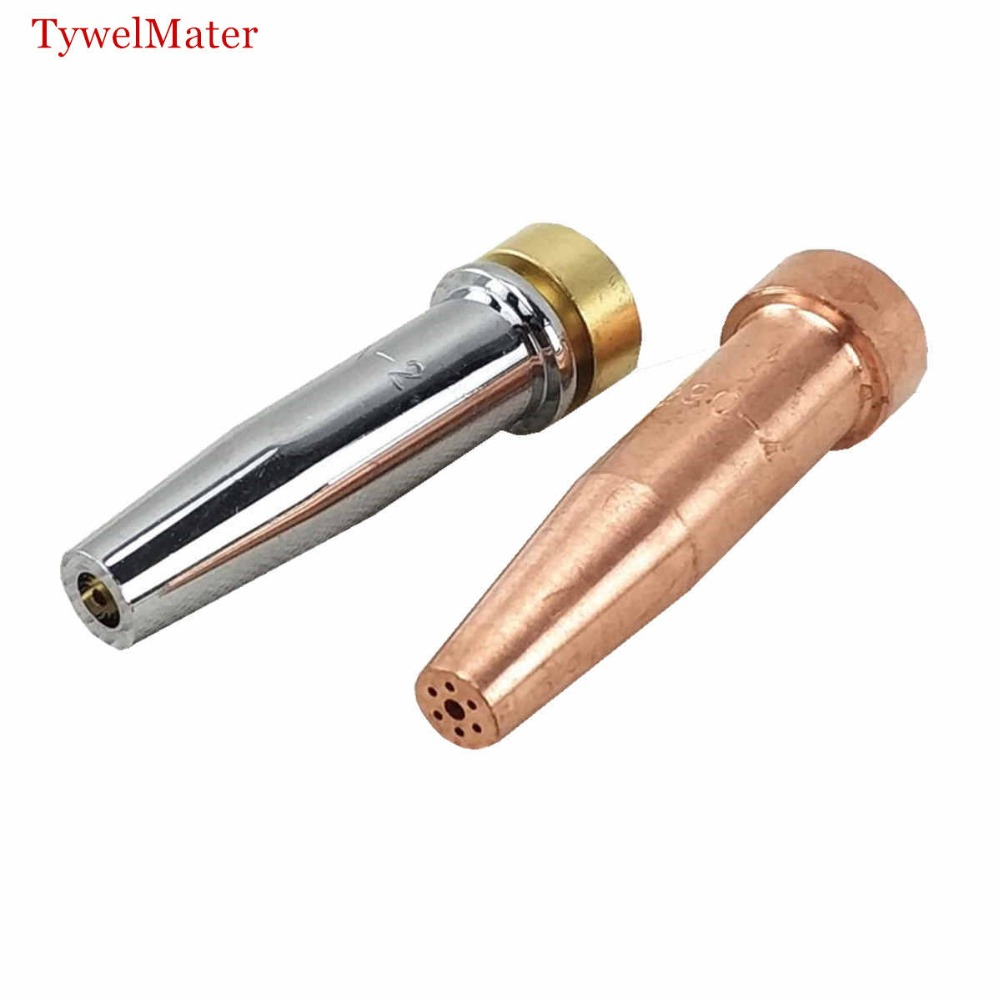 6290 6290NX 6290AC Series Cutting Tip/Nozzle USA Style Oxygen Acetylene/Propane/Natural Gas Hand/Machine Cutting Torch Nozzles