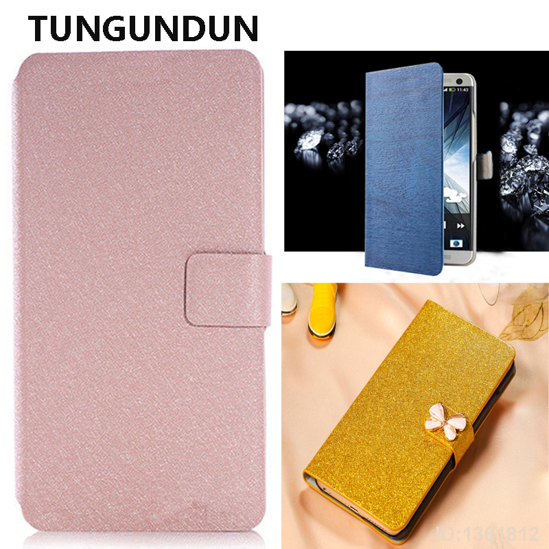 3 Styles Case Cover For Micromax Canvas Selfie 2 Q340 Smart Mobile Phone Flip PU Leather Cover For Micromax Q 340 Q 340 Case Bag