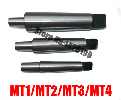 MT2-MT3 MT3-MT4 Morse Taper Adapter Reducing Drill Sleeve Lathe Part