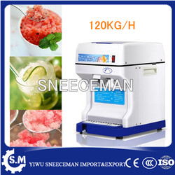 Fully automatic ice crusher commercial ice shaver machine for sale