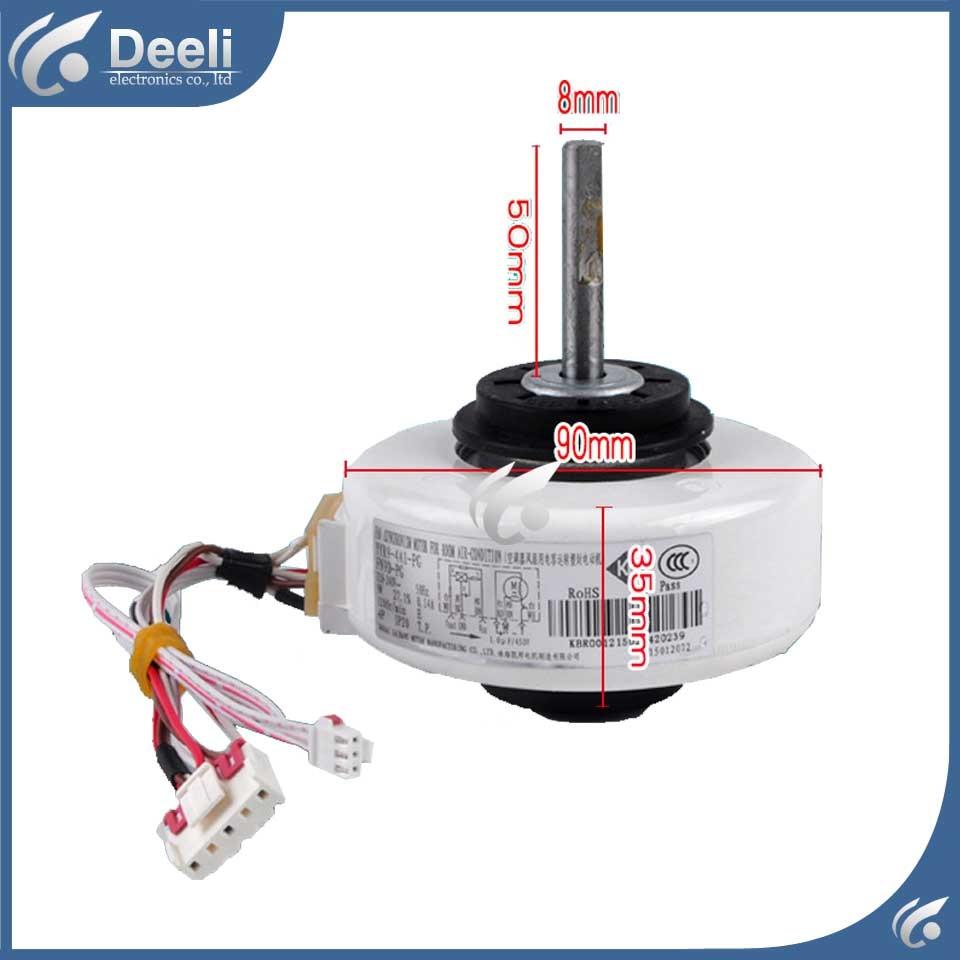new good working for Air conditioner inner machine motor FN9D-PG YYR9-4A1-PG Motor fan 5pcs fm1608b pg fm1608b dip28 new