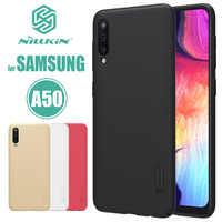 Per Samsung Galaxy A70 A60 A50 A40 A30 A10 Nillkin Super Frosted Shield Duro Della Copertura Posteriore per Samsung S8 A90 a80 A70 A60 A50 Caso