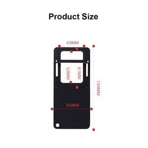 Image 5 - FUNSNAP Aluminum Switch Mount Camera Stabilizer for GoPro Hero 6/5/4 Motion Camera Adapter Plate Handheld Gimbal Accessory