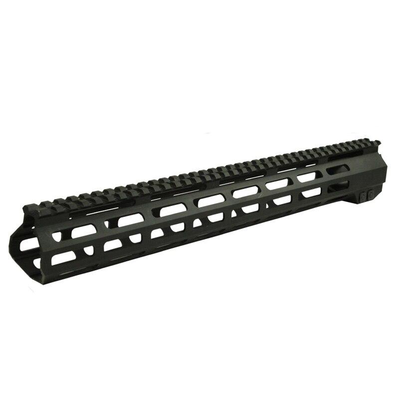High Quality 7 10 12 15 16 6 M lok Style Handguard Rail Tactical Picatinny Rail