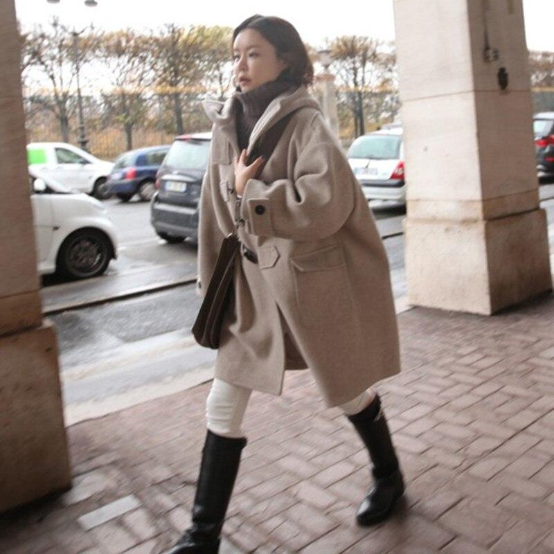 Show Mode wt À Longues Longueur As Vente Moyen Étudiant L'hiver Manches Meilleur Capuche Manteau Pour Fille De Lady Bouton Corne xAnTw7FA