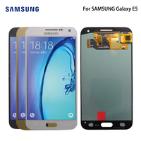 AMOLED LCD For SAMSUNG Galaxy E5 LCD Display Touch Screen Digitizer Display For Galaxy E5 E500 E500M E500F E500H Display LCD