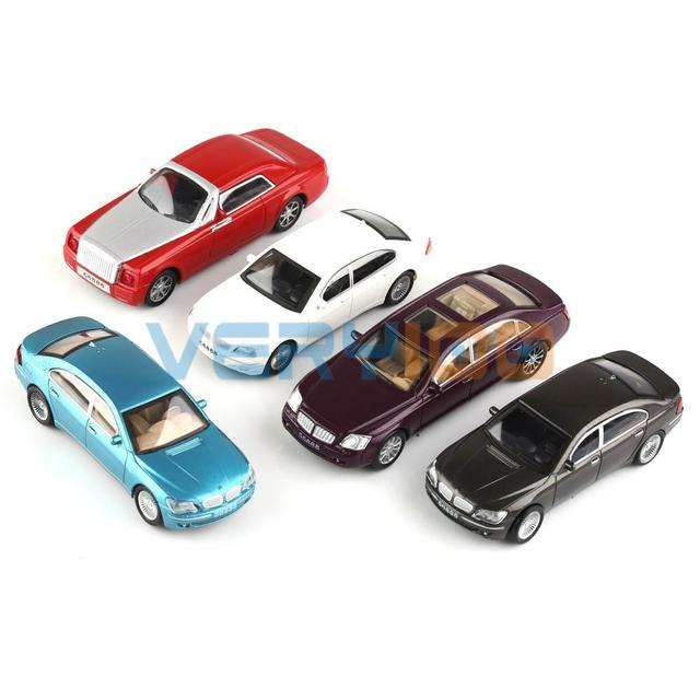 US $12 53 5% OFF|5pcs Painted Model Cars Building Train Layout 1:50 O Scale  Great Collector-in Model Building Kits from Toys & Hobbies on