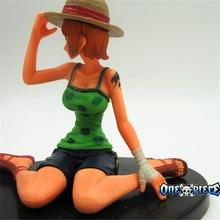 Nami & Sanji Action Figures