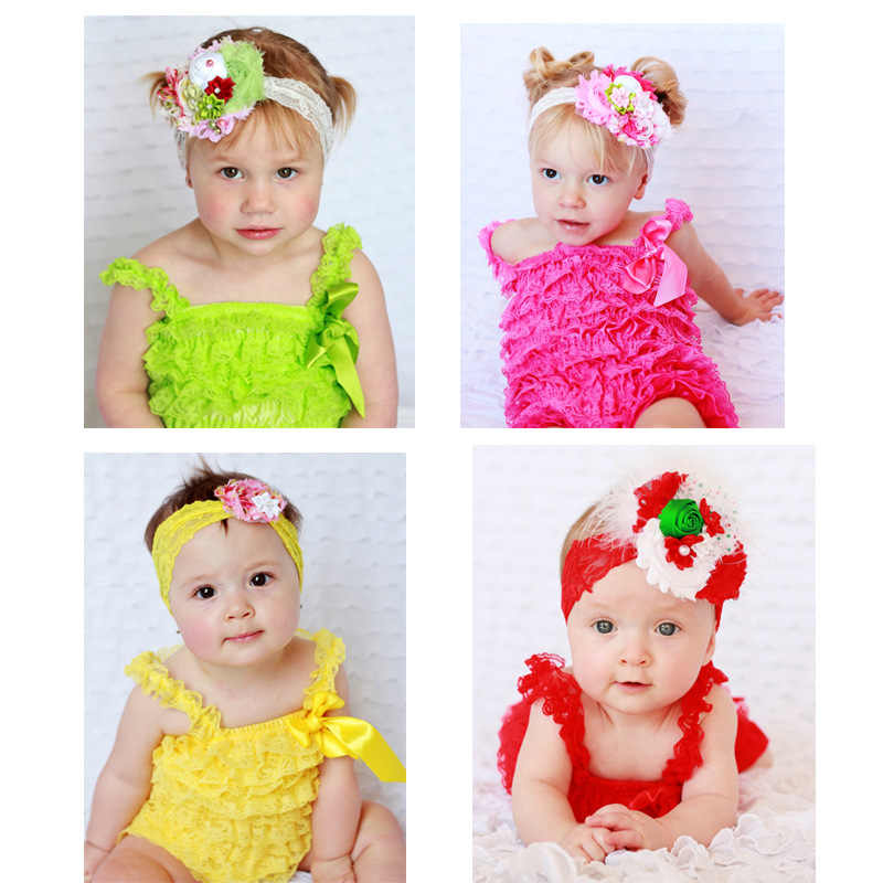 70302139fa69 ... Baby Lace Rompers Girls Summer Clothes Newborn child photography  Rompers Infant girls Birthday Clothing Baby Jumpsuit ...