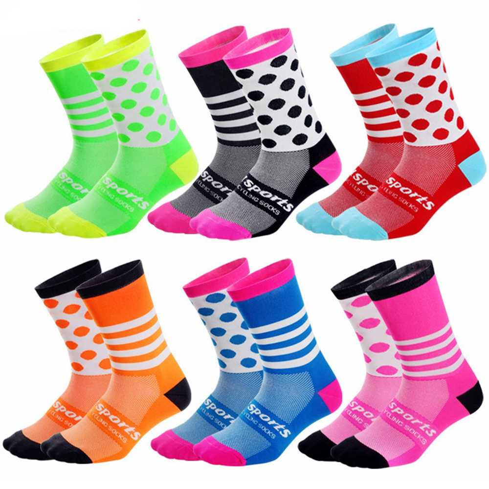 Supasox Cycling Sports Socks Cycling Sock Racing Bike Compression Sport Clothes