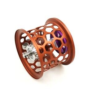 Image 4 - DAIWA moulinet de pêche léger personnalisé STEEZ SV SS SV TD Z T3 MX RYOGA 1016 ZILLION SV TW bricolage