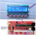 Módulo AD9850 6 Bandas 0 ~ 55 MHz Gerador de Sinal DDS VFO SSB RIT freqüência Amplificador de Rádio AMADOR de rádio de Ondas Curtas metro