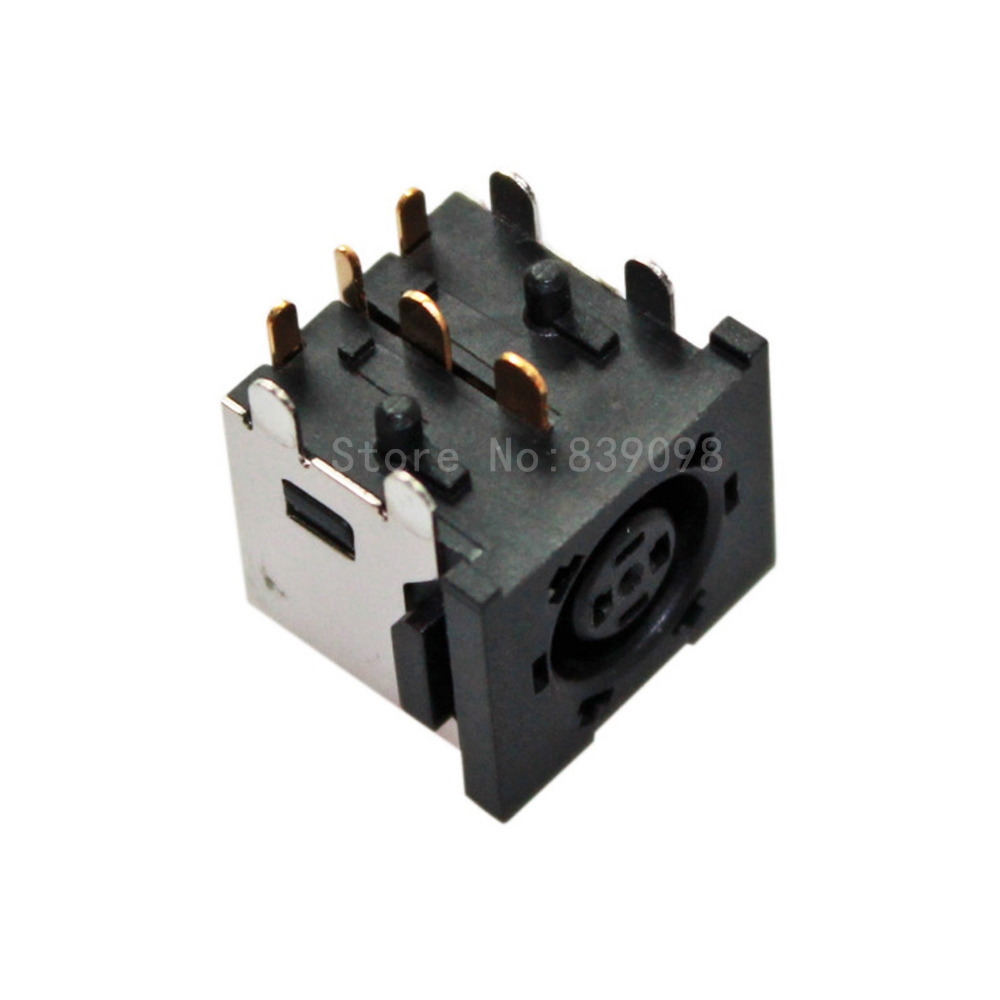 Lot of Laptop DC POWER JACK Connector charging Socket replace For <font><b>ASUS</b></font> <font><b>ROG</b></font> G750 2014 G750JZ-17FH <font><b>G751JT</b></font>-DH72 G751JY-DH71 image
