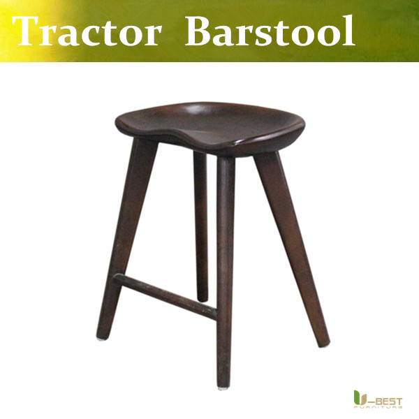 Free Shipping U-BEST Bassam Fellows Tractor Seat Stool