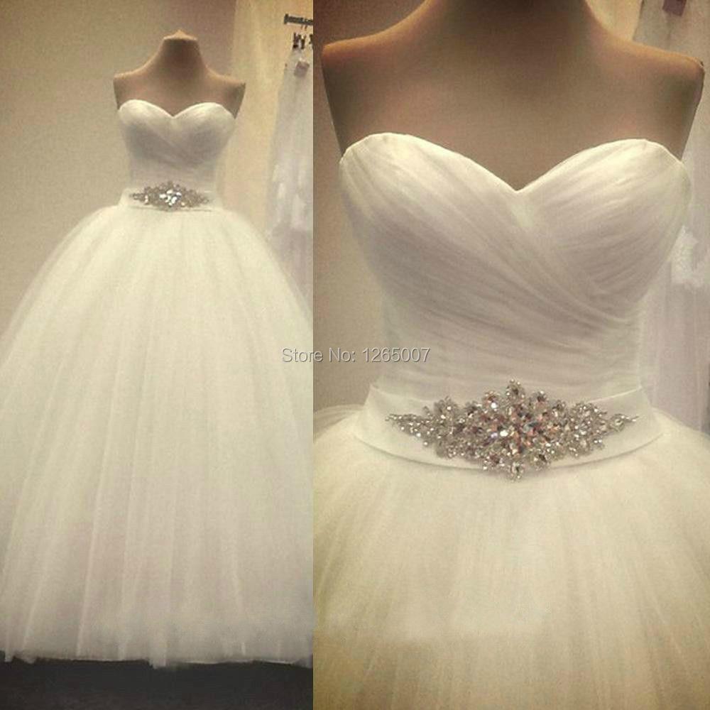 Big Sparkly Wedding Dresses_Wedding Dresses_dressesss
