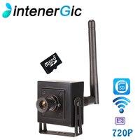 Super Mini HD 720P Wireless IP Camera Wifi CCTV Network Cam Microphone Audio SD Card Support