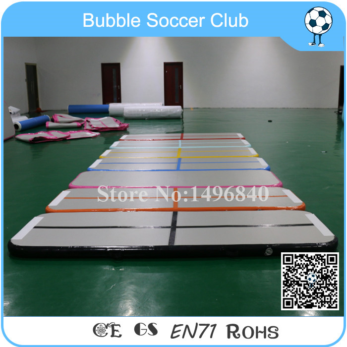 Free Shipping 9.8ft Cheap Price Air Track Gym High Quality Tumble Track Inflatable Air Mat For Gymnastics On Sale