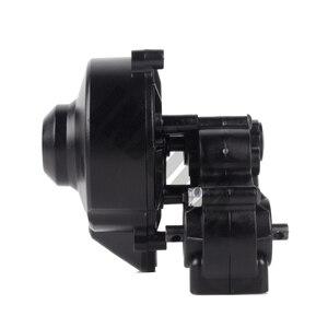 Image 5 - صندوق ناقل حركة كامل من البلاستيك INJORA مع ترس لمحور SCX10 SCX10 II 90046 90047 1/10 RC سيارة زاحفة