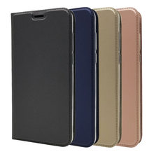 Leather Cases on for Huawei Honor 7C (5.7 inch) Case Coque sFor Fundas Huawei Honor 7C AUM-L41 RU Magnet Flip wallet Phone shell(China)