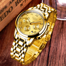 Men's  Multi-function Chronograph Quartz Watch