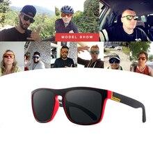 نظارات شمسية مستقطبة جديدة للرجال لحماية العين مع ملحقات للجنسين نظارات قيادة oculos de sol UV400