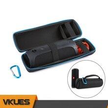 Flip4 Coluna Ao Ar Livre Portátil À Prova D' Água Hard Case para Transporte 4 Bluetooth Speaker JBL Flip Tampa Da Caixa de Armazenamento Caixa de Saco de Viagem