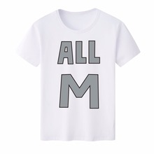 My Hero Academia ALL M T-shirt – 07