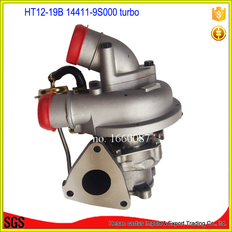 US $125 55 9% OFF|Supercharger HT12 19B HT12 19D auto turbo kit 14411 9S001  144119S 002 turbocharger Ffor niissan zd30 datsun truck 3 0L-in