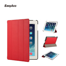 Case for iPad 2/3/4,Easya Utra Slim PU Leather Covers Soft Back Folio Stand with Auto Sleep/Wake Up Smart Case for iPad 2 3 4 все цены