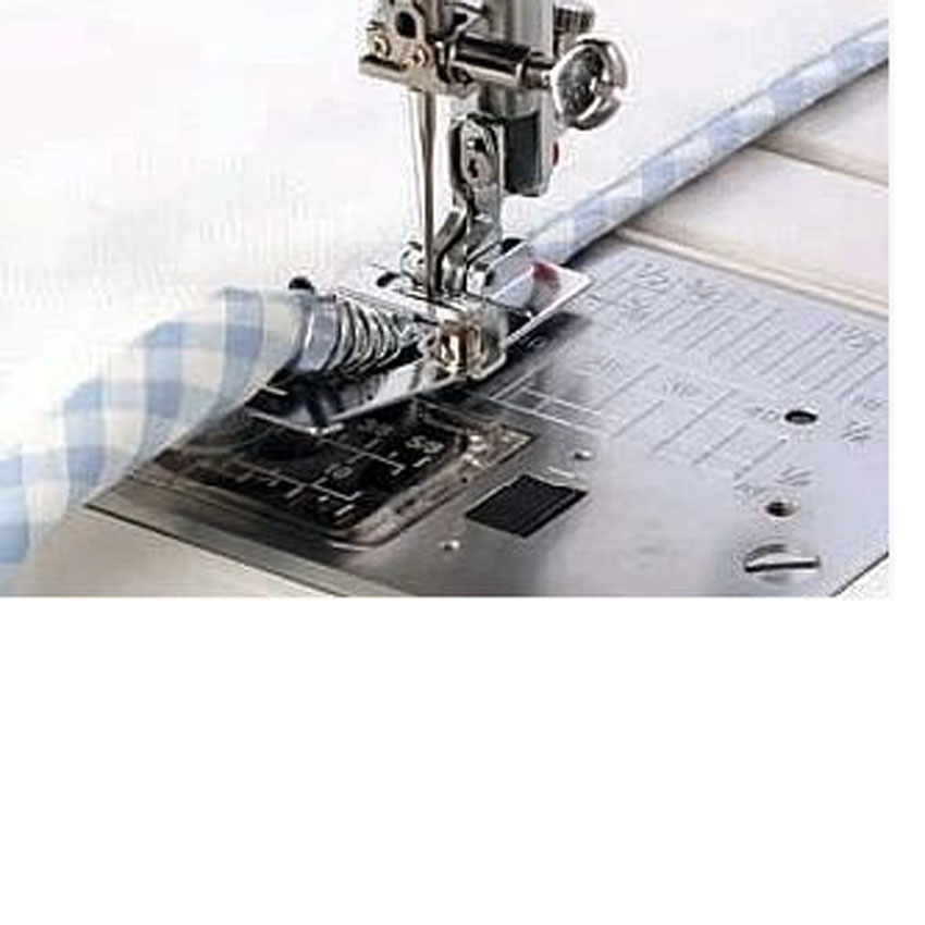 HM-9907 Domestic Multi-Function Machine ,Fits Brother,Janome,Singer,Feiyue Shell Hemmer Presser Foot,Binder Foot 9907 CY-9907