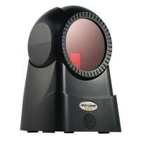 IOBC029 Desktop Omnidirectionele 1D Laser Barcode Scanner voor Supermarkt USB POS Bar code Reader Auto Scan 1D Code