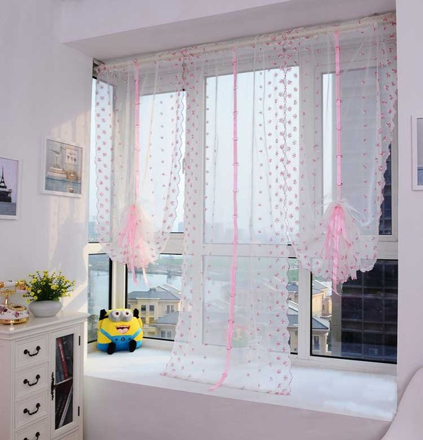 Curtains Ideas curtains for kitchen door window : Aliexpress.com : Buy 2016 tab top Sheer kitchen door window ...