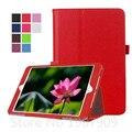 Для ipad mini case Личи Pattern Стенд Case для apple iPad mini 1/2/3 Tablet Case для iPad mini 3 Для ipad mini 2 крышка