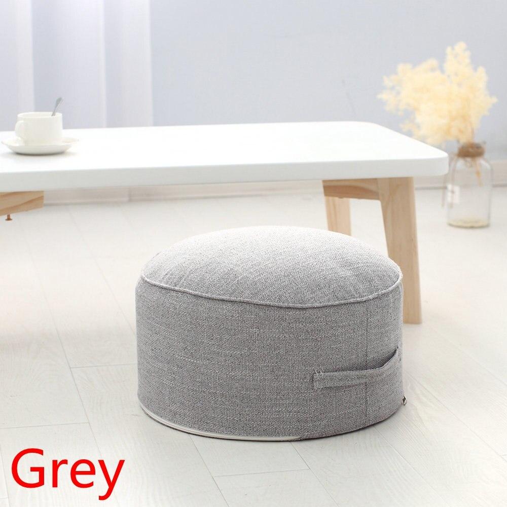 HTB1cGdKUMHqK1RjSZFEq6AGMXXaT New Design Round High Strength Sponge Seat Cushion Tatami Cushion Meditation Yoga Round Mat Chair Cushions Hap-deer