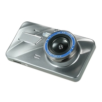 JunHom Full HD 4 0 High Definition LCD Screen Vehicle Camcorder Front And Rear Dual Lens