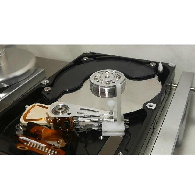 LETAOSK blanco 104 # Disco Duro reparación cabeza repuesto peine herramienta de reparación para Seagate 7200,11 1000G/1500G 3,5 pulgadas HDD