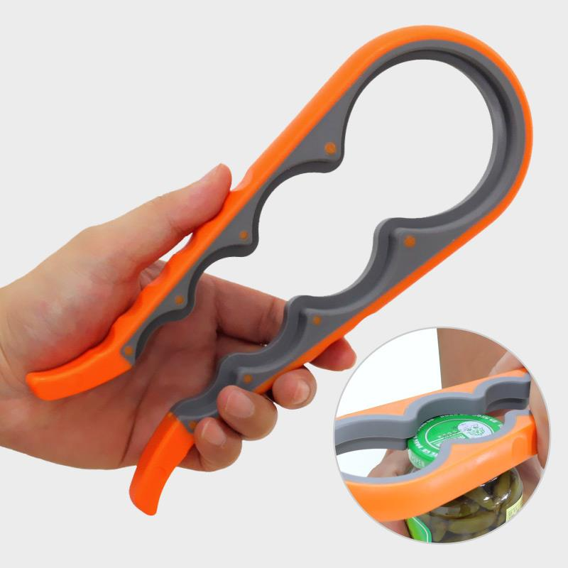 """Mini Pocket Travel Bar Blade Bottle Opener Light Weight 10cm 4/"""" Stainless Steel"""