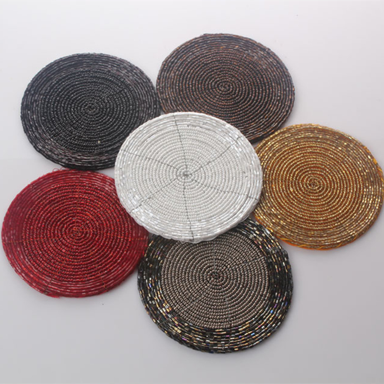 Round Red Placemats - Home Decorating Ideas & Interior Design