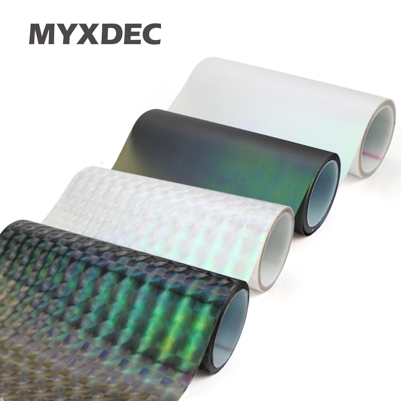 New Style 30cm Shiny Chameleon Auto Car Styling Headlights Taillights Translucent Film Lights Turned Change Color Car Stickers