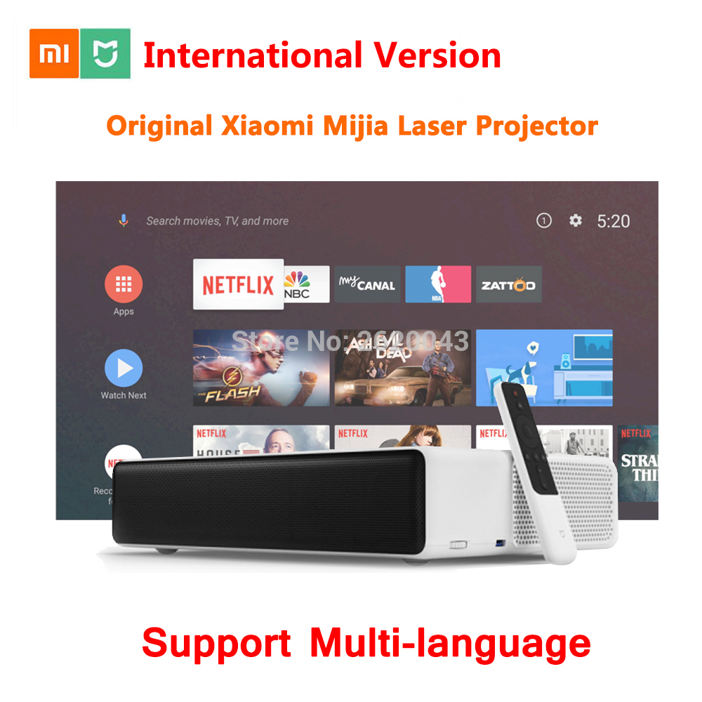Original Xiaomi Mijia International Laser Projector TV 150