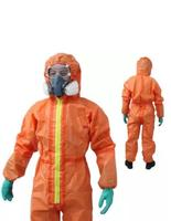YJB1-YJB16 3 메터 보호 의류 효과적인 보호 먼지 유해 입자 차단 화학 액체
