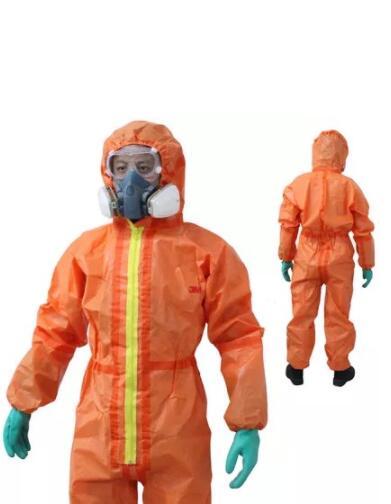 YJB1-YJB16 3 Mt schutzkleidung effektive schutz staub schädliche partikel blockieren chemische flüssigkeit
