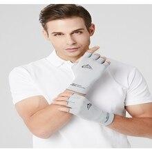 Перчатки для велоспорта, нескользящие спортивные перчатки, мужские летние перчатки для рыбалки на природе