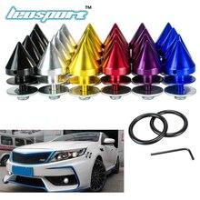 Алюминиевый бампер быстроразъемные крепежи крыло шайбы для Honda Civic Integra и универсальный автомобиль с логотипом