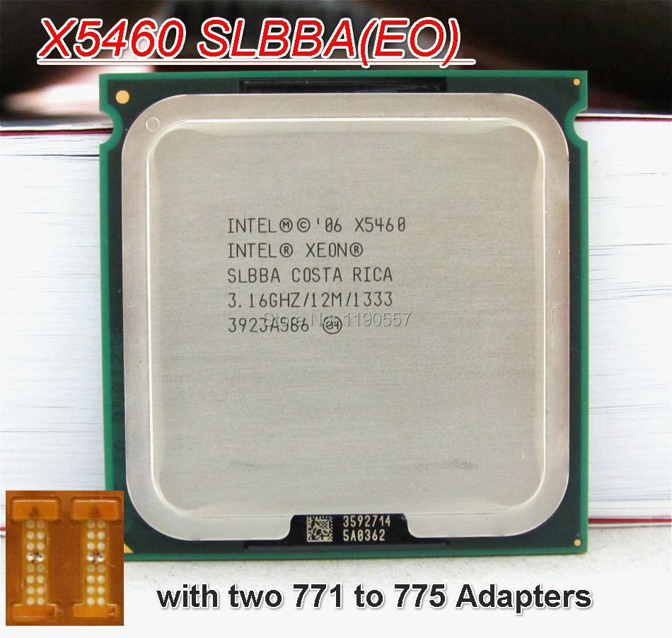 Процессор для ПК Xeon