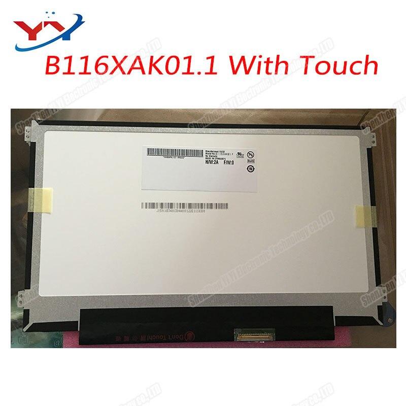 Écran tactile LCD 11.6