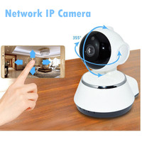 720P HD Mega Wireless Ip Camera Surveillance Video Recorder Wifi Pt Audio Support Sd Card For