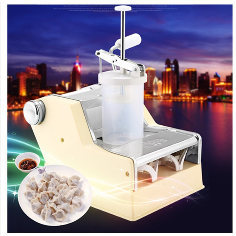 High efficiency delicious dumpling maker machine for making dumplings